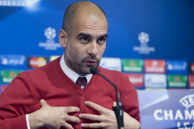 Pep Guardiola Named Next Manchester City Manager: Latest Details and Reaction