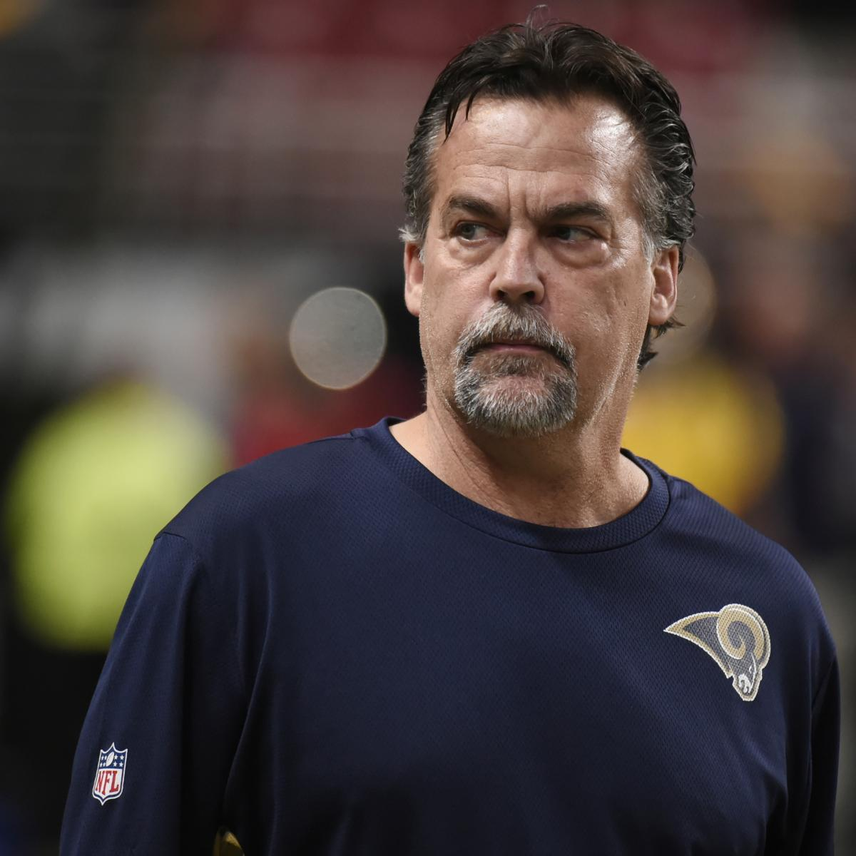 Jeff Fisher S Mediocrity Wasting St Louis Rams Team
