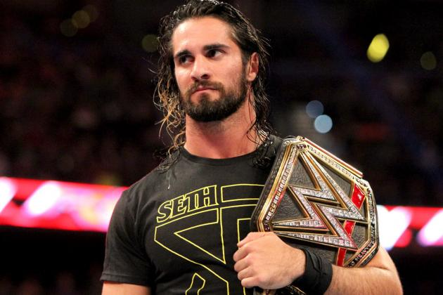 Watch Seth Rollins Building The Architect DVD