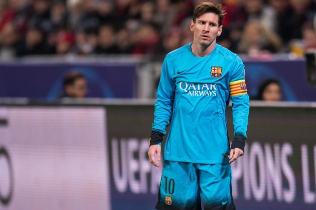 Lionel Messi Injury: Updates on Barcelona Star's Leg and Return