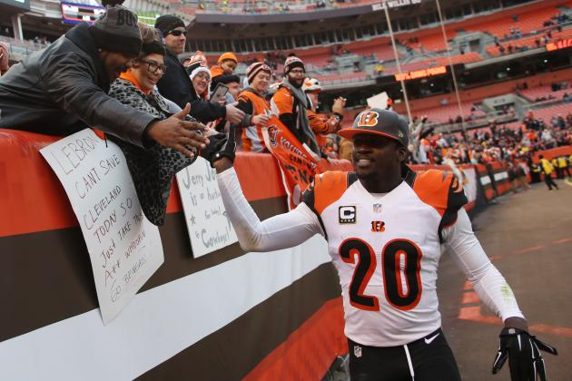 Reggie Nelson Injury: Updates on Bengals DB's Ankle and Return