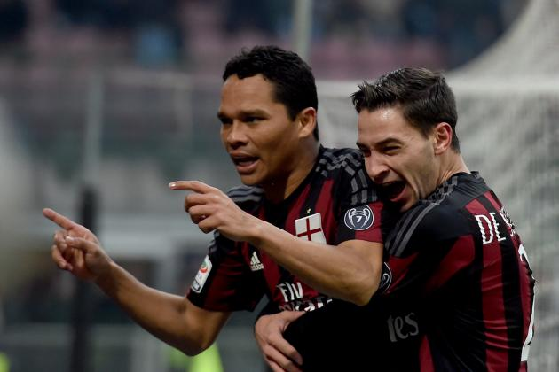 Video: Frosinone vs AC Milan
