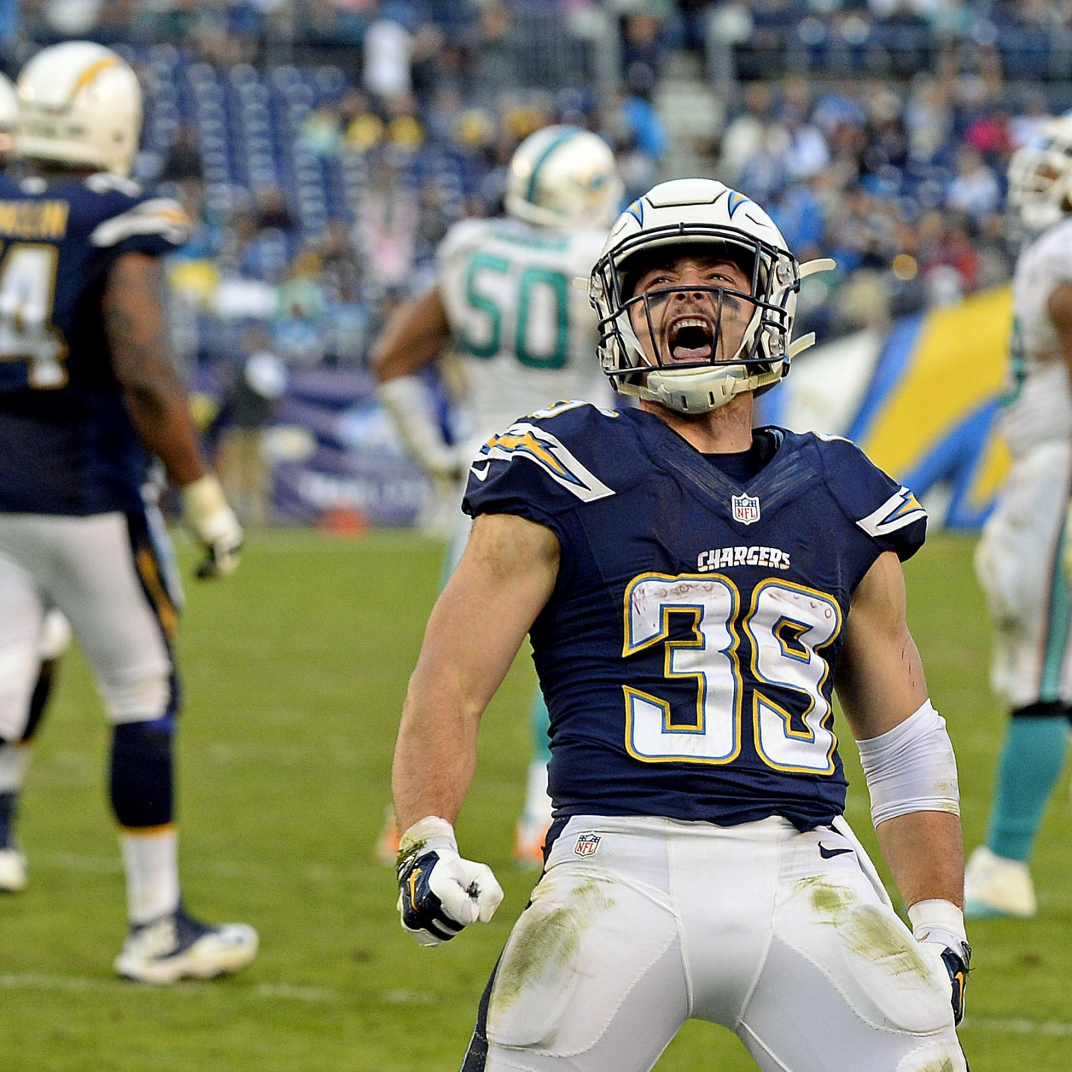 San Diego Chargers Danny Woodhead: Danny Woodhead, Donald Brown Updated Fantasy Outlook After