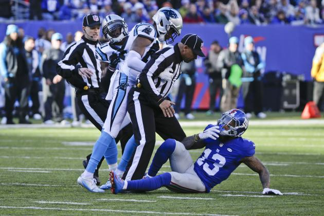 Josh Norman, Panthers Reportedly Taunted Odell Beckham Jr. with Baseball Bats
