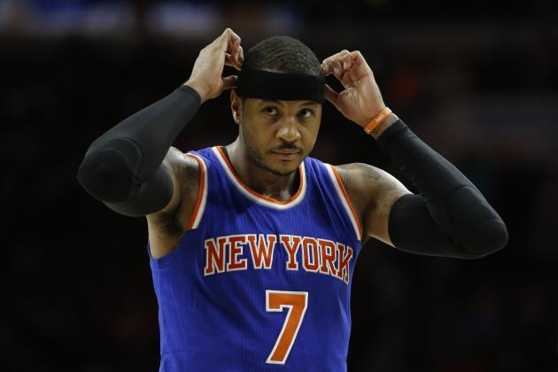 Carmelo Anthony Injury: Updates on Knicks Star's Ankle and Return