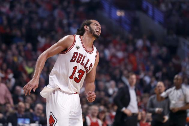 Joakim Noah Injury: Updates on Bulls Center's Shoulder and Return