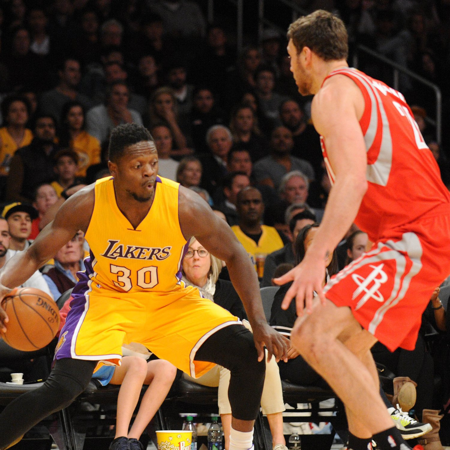 Julius Randle's Struggle Off The Bench Is Troublesome For