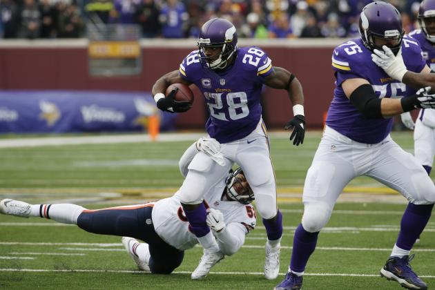 Adrian Peterson Injury: Updates on Vikings Star's Back and Recovery
