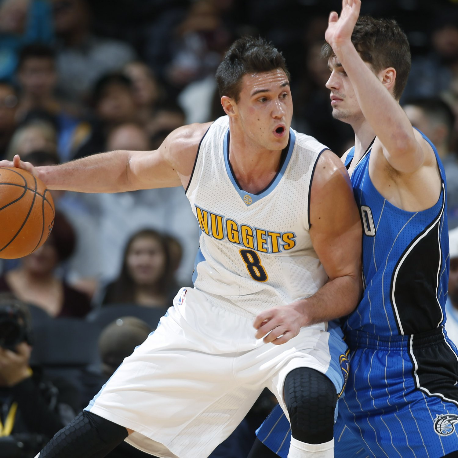 Nuggets Injury Report: Danilo Gallinari Injury: Updates On Nuggets Star's Ankle