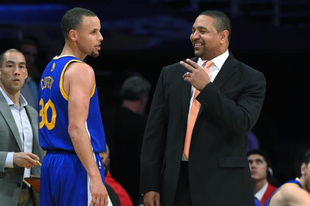 Mark Jackson Comments on How Steph Curry Is 'Hurting the Game'