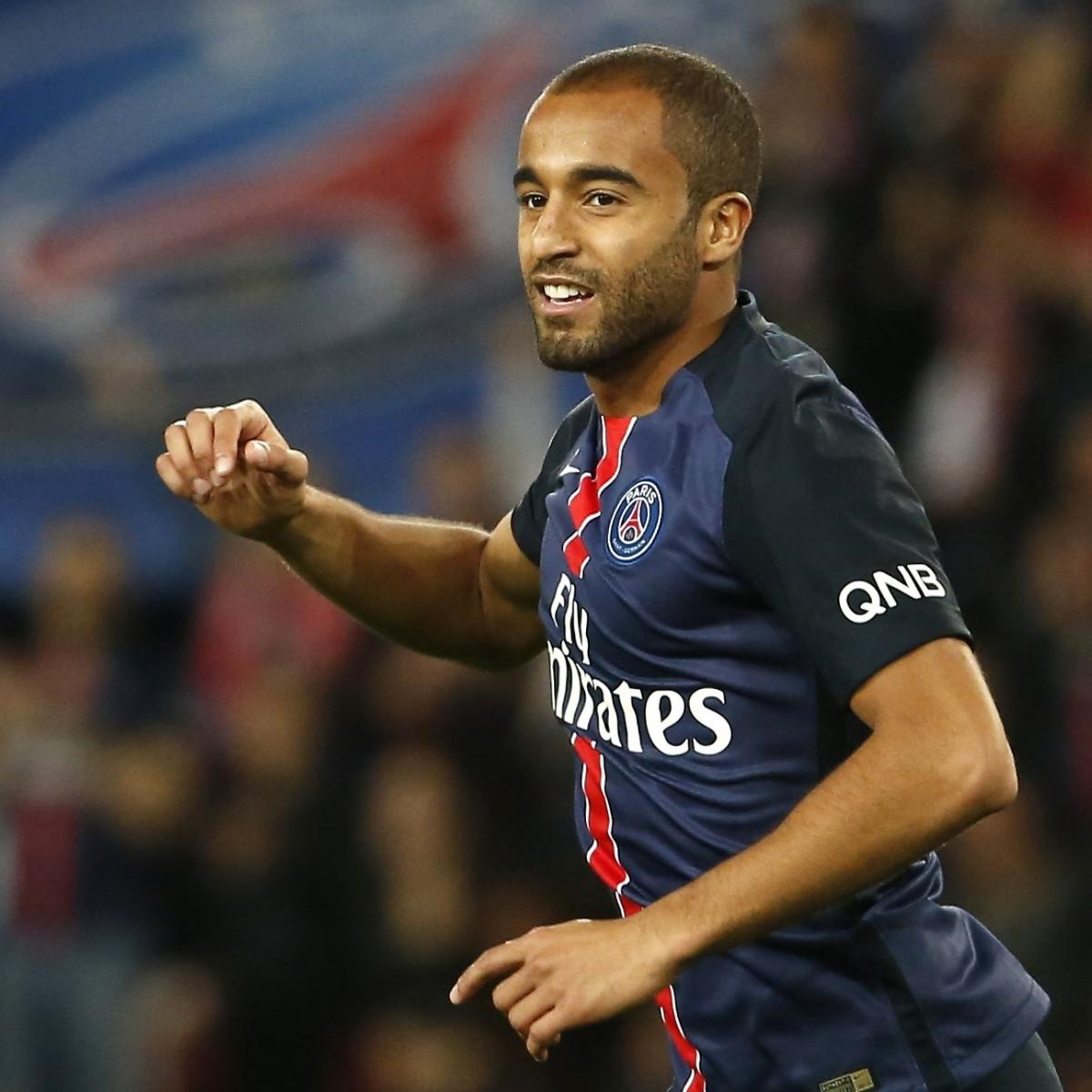 Paris Saint Germain S Lucas Moura Arrives For Tottenham: Should PSG Stick Or Twist With Lucas Moura?