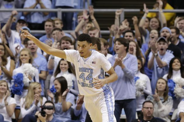 A Road Less Traveled: UNC's Justin Jackson Blossoming as a Throwback Player