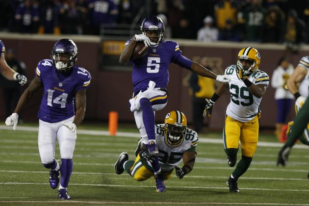 Jerseys NFL Wholesale - Minnesota Vikings Appear to Have the Advantage in Rematch with ...