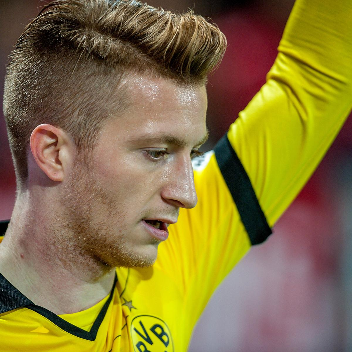 Marco Reus Hairstyle Name Why Marco Reus Will Be The Borussia Dortmund Player To Watch In