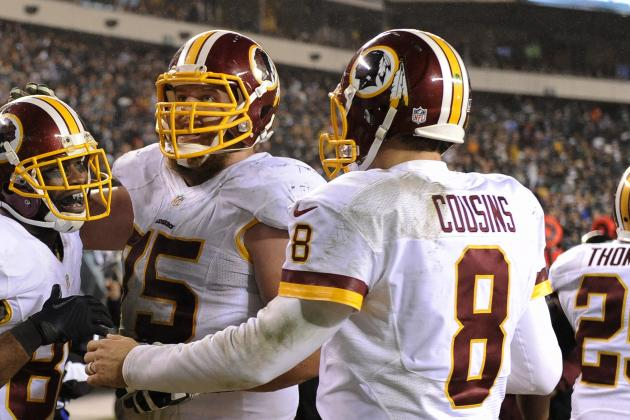Washington Redskins vs. Dallas Cowboys Betting Odds, Analysis, NFL Pick