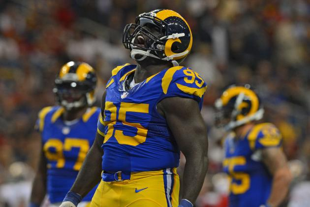 Rams DE William Hayes Doesn't Believe Dinosaurs Existed, Says It's 'Crazy' Talk