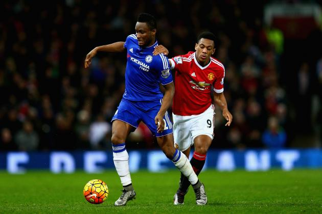John Obi Mikel Suggests Manchester United Were 'Scared' in Chelsea Draw