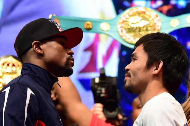 Floyd Mayweather vs. Manny Pacquiao Rematch Prospect Discussed by Mayweather Sr.