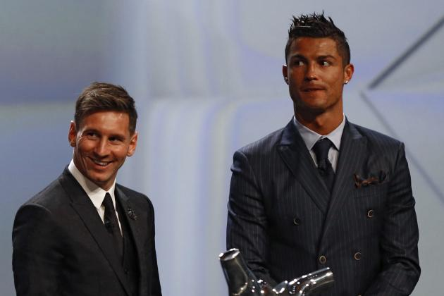 Lionel Messi, Neymar, Cristiano Ronaldo, More Named in France Football 2015 XI