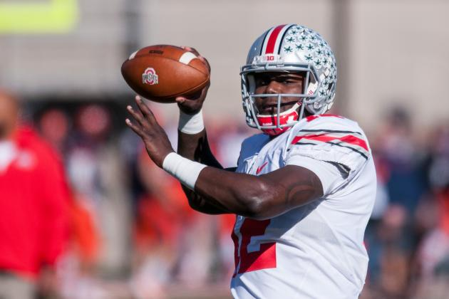Cardale Jones Comments on Intention to Enter 2016 NFL Draft