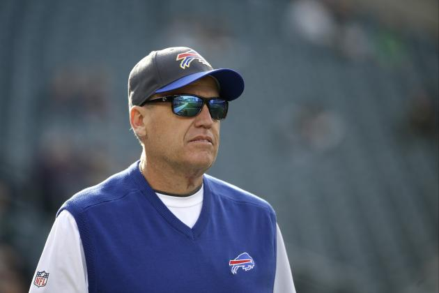 Rex Ryan, Doug Whaley Retained by Bills: Latest Comments and Reaction