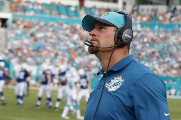 Dan Campbell Leaves Dolphins After Adam Gase's Hiring: Latest Comments, Reaction