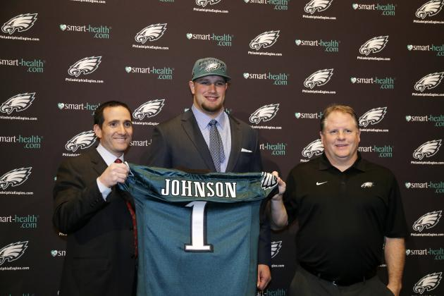 Lane Johnson Comments on Chip Kelly's Firing, Coaching Style