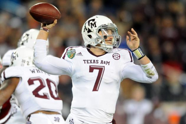 Texas A&M's QB Woes Make Aggies Biggest Buyer in the Graduate Transfer Market