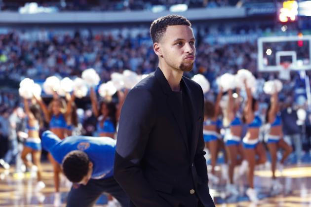 Wednesday NBA Roundup: Warriors Get Bitter Taste of Life Without Stephen Curry