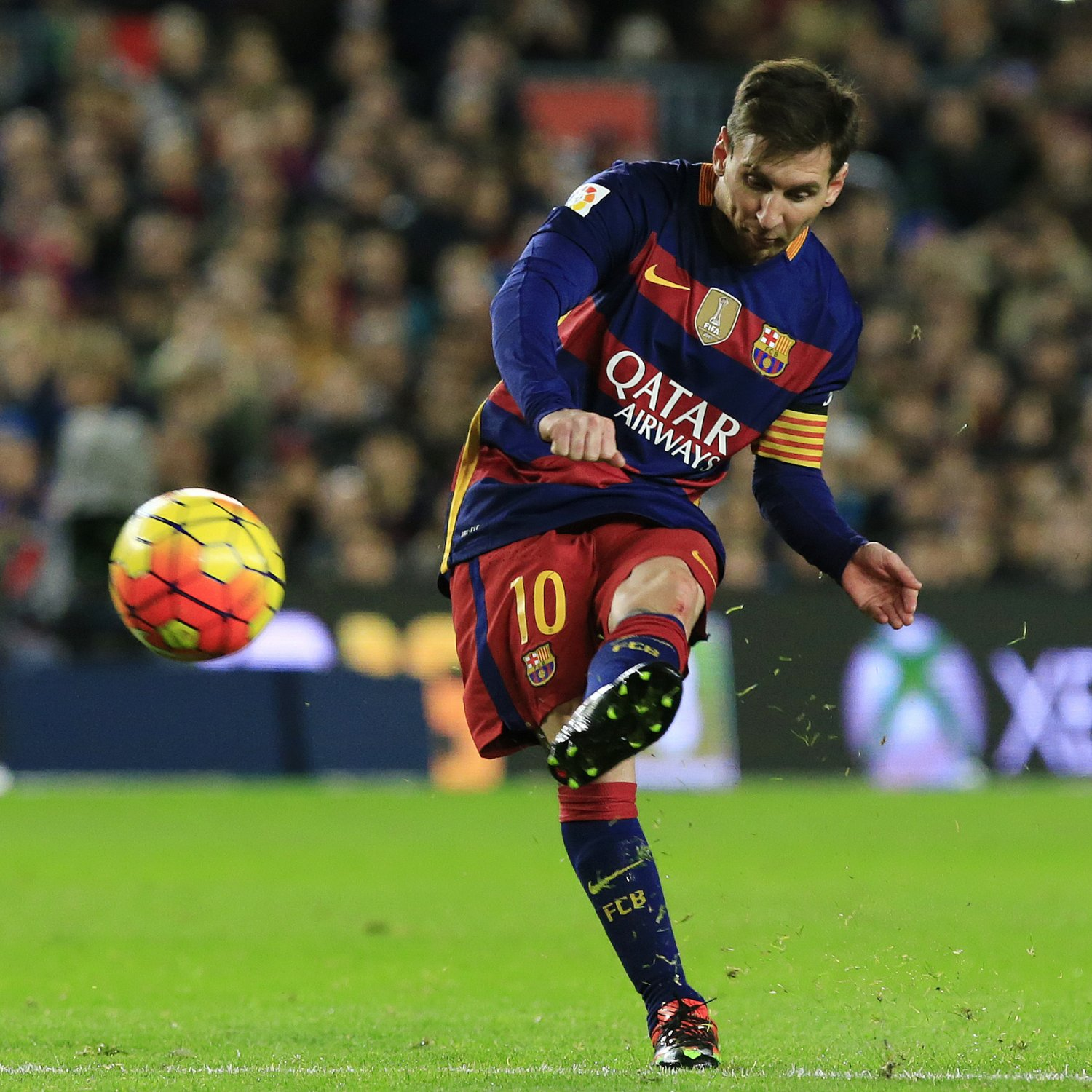 Lionel Messi Outlines 2016 Barcelona Ambitions After Real
