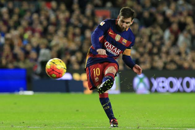 Lionel Messi Outlines 2016 Barcelona Ambitions After Real Betis Victory