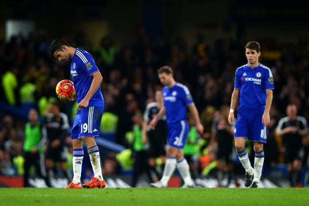 Chelsea Reportedly Anxious over Lack of Relegation Clause in Players' Contracts