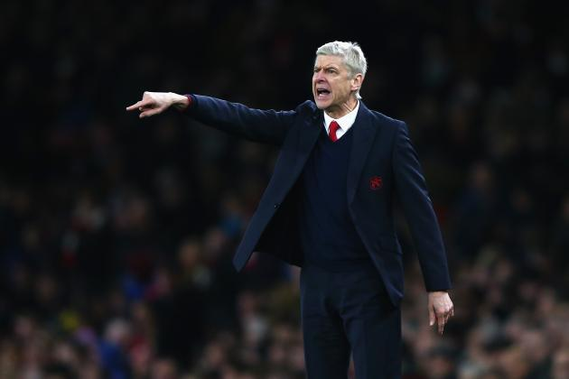 A New Year's Resolution for Arsenal Boss Arsene Wenger