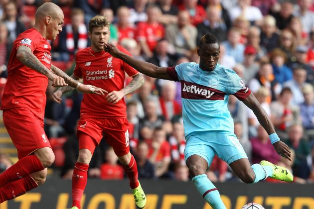 West Ham vs. Liverpool: Team News, Predicted Lineups, Live Stream, TV Info