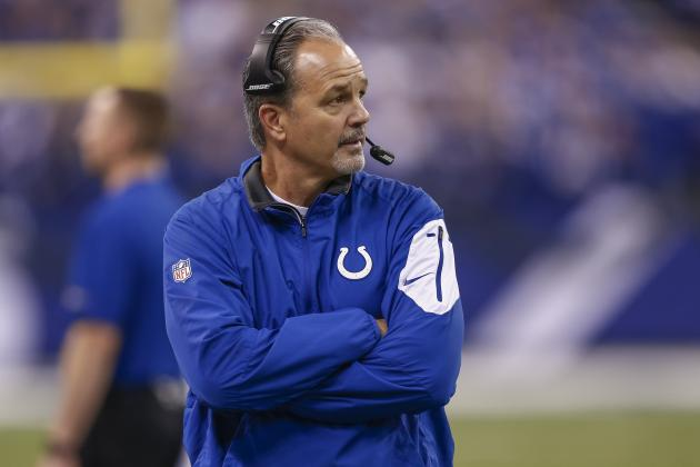Chuck Pagano, Colts Agree to Contract Extension