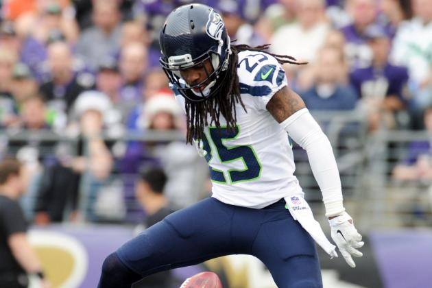 Richard Sherman Says He Sees 'A Concussion Movie Every Sunday'