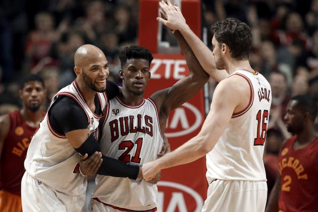 Chicago Bulls' Push Through Drama and Adversity Has Made Them Stronger