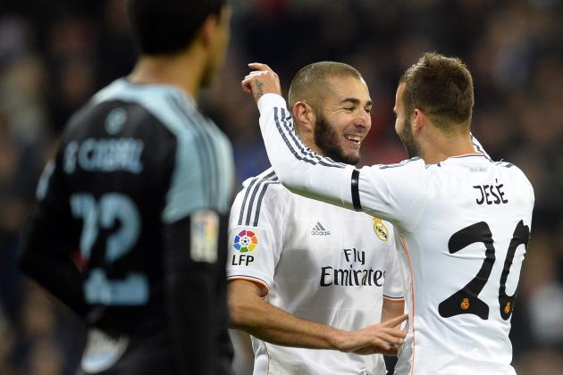 Arsenal Transfer News: Huge Karim Benzema, Jese Boosts in Latest Rumours