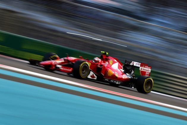 Comparing Kimi Raikkonen's Performances for Ferrari in 2014 and 2015