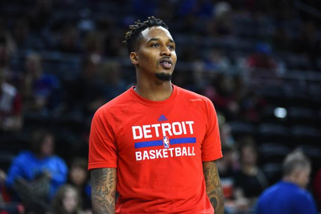 Brandon Jennings Trade Rumors: Latest News and Speculation on Pistons PG