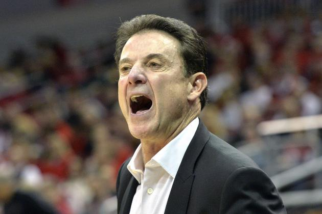 Rick Pitino Comments on Sex Scandal, Alleged Gesture Toward Kentucky Fans