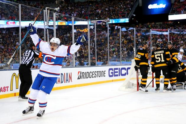 Canadiens' Winter Classic Win over Bruins a Big 1st Step on Road to Recovery