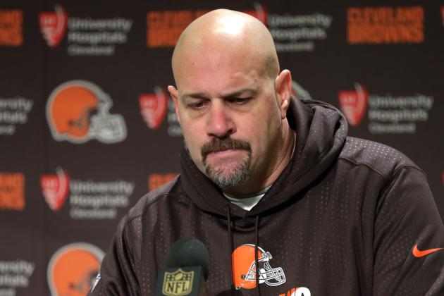 Mike Pettine, Cleveland Browns Part Ways