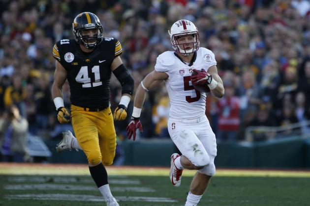 Stanford vs. Iowa: Score and Reaction for 2016 Rose Bowl