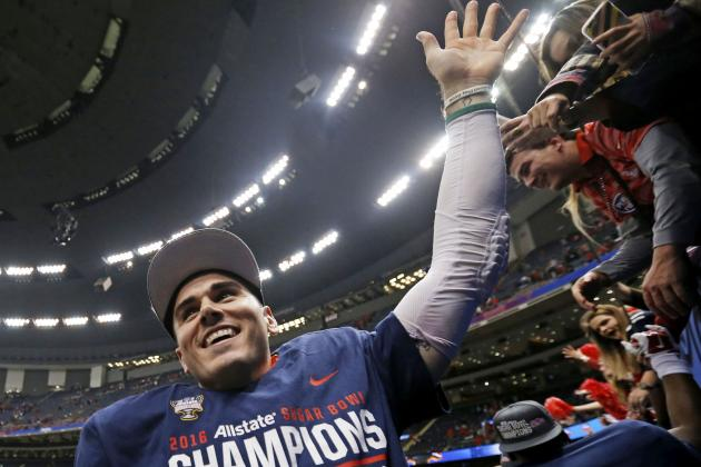 Chad Kelly Puts Exclamation Point on Epic Redemption Story at Sugar Bowl