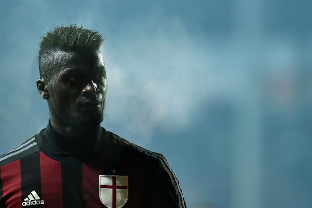 Why M'Baye Niang Will Be the AC Milan Player to Watch in 2016