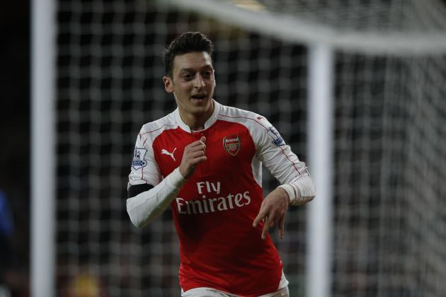 Mesut Ozil 'Doesn't Practice a Lot,' Reveals Arsene Wenger Before Newcastle Game