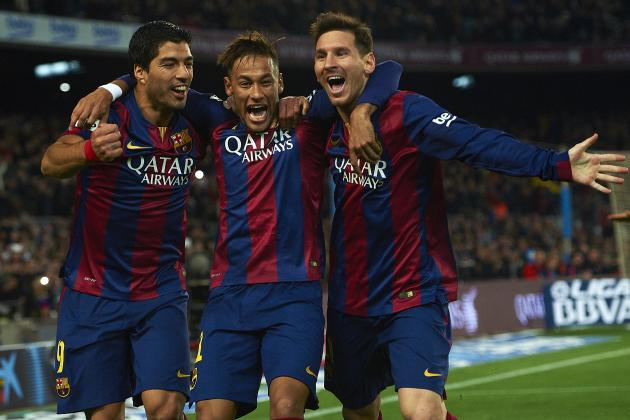 Lionel Messi, Neymar, Luis Suarez Top Cristiano Ronaldo in L'Equipe Top 100 List