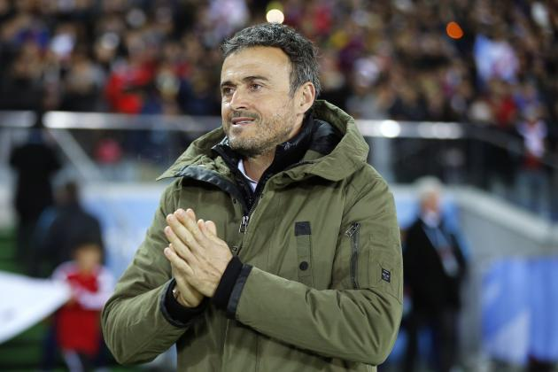Barcelona Transfer News: Luis Enrique Confirms Shortlist Submitted, Top Rumours