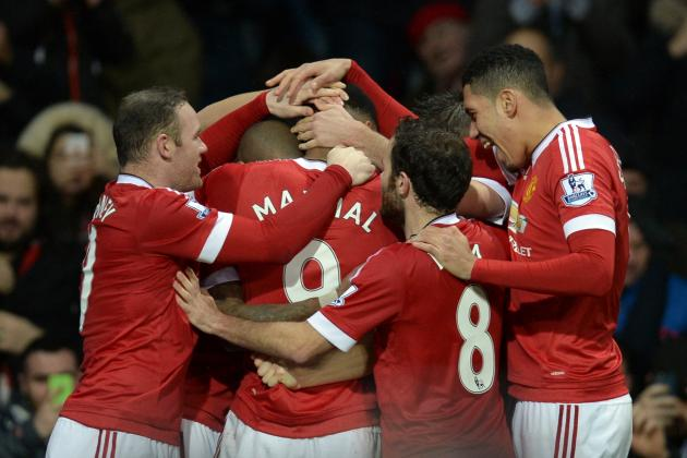 Manchester United vs. Swansea: Score and Reaction from 2016 Premier League Match
